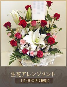 開店祝い(新装開店)アレンジメント12,000円