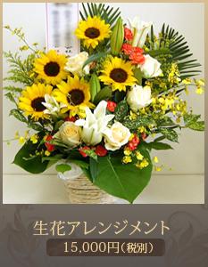 出演祝い花(舞台公演 コンサート)アレンジメント50,000円